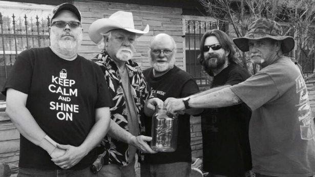 Mason Jar & The Shine Brothers will perform Saturday at Western Horseman.