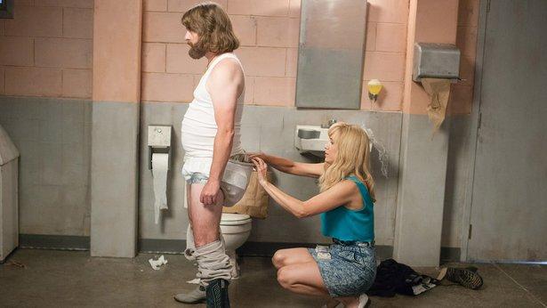 """Zach Galifianakis and Kristen Wiig star in """"Masterminds."""""""