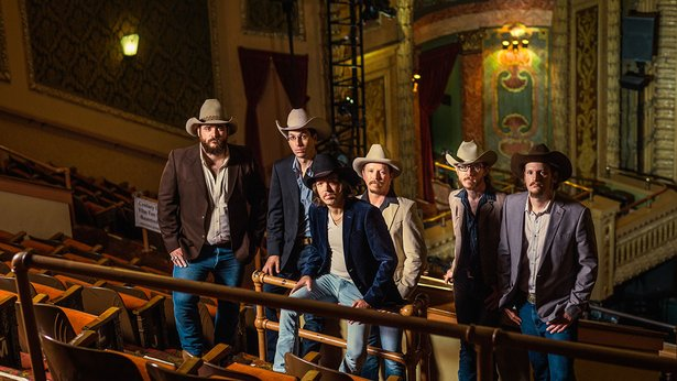 Mike & The Moonpies will perform Oct. 1 at Whiskey River.