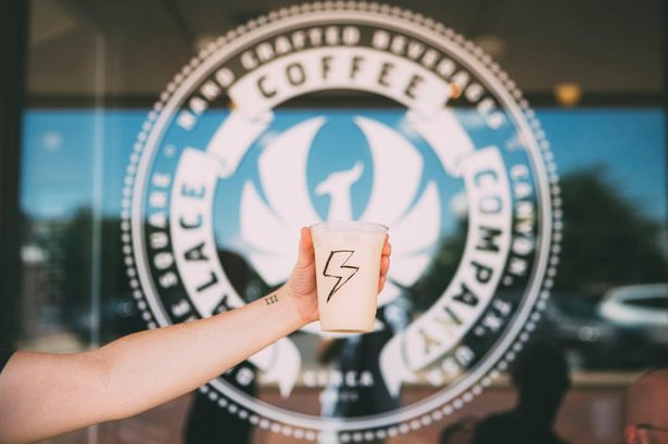 Palace Coffee Co. will celebrate Harry Potter's birthday on Sunday.