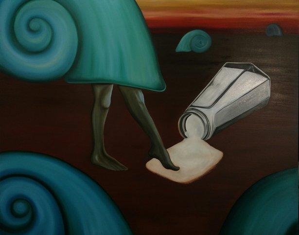 """""""Brackish"""" by Robyn Barrett"""
