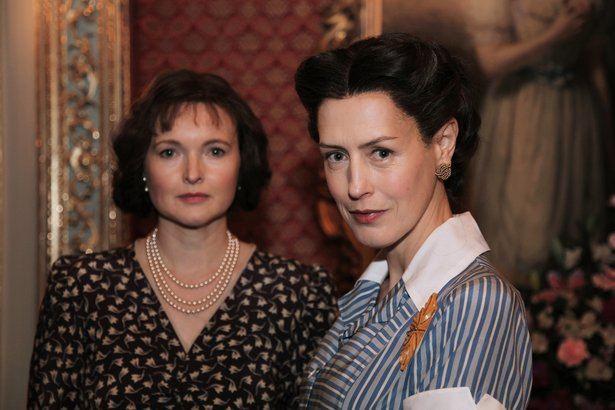 """Royal Wives at War,"" premiering Sept. 18, examines the 1936 abdication crisis in Great Britain."