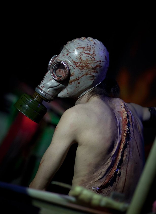 Amarillo Scaregrounds offers five haunts at 2736 S.W. 10th Ave.