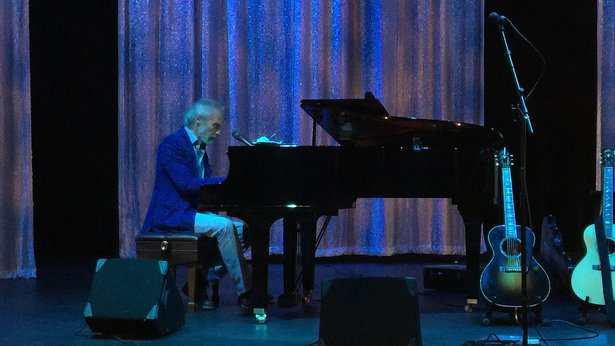 JD Souther performed June 11 at Amarillo Little Theatre.