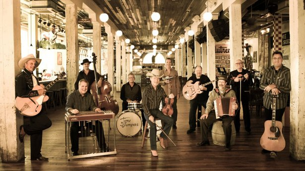 The Time Jumpers will perform today in the Globe-News Center for the Performing Arts.
