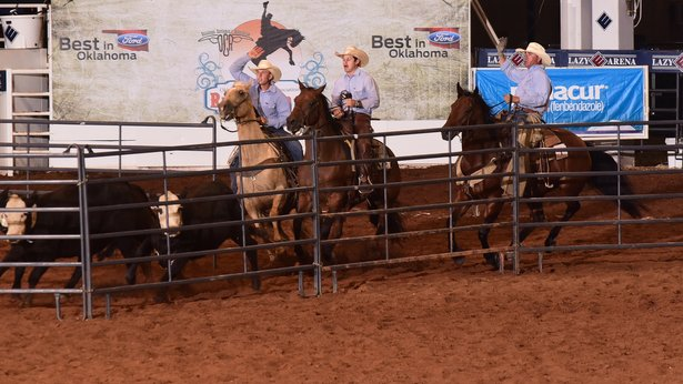Jet McCoy and other working cowboys will compete in the WRCA championships beginning Nov. 10.