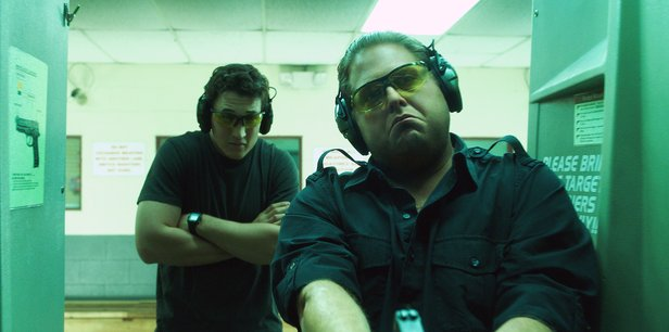 "Miles Teller and Jonah Hill star in Todd Phillips' ""War Dogs."""