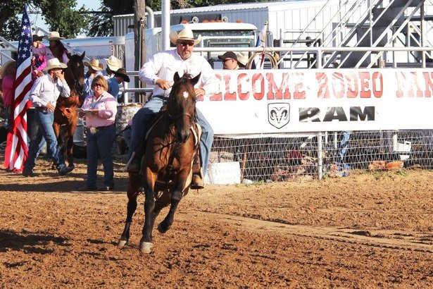 XIT Rodeo & Reunion celebrates its 80th year this weekend.
