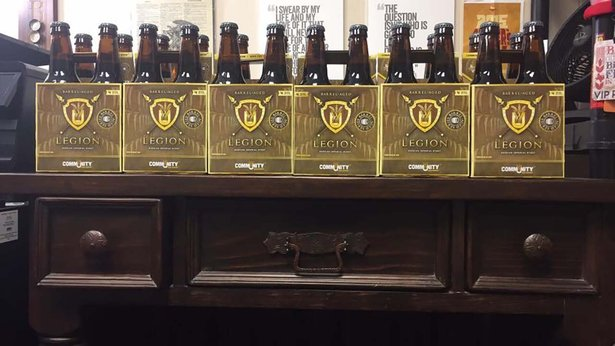 The Imperial Taproom will feature 22 taps and 75 rotating brews in bottles.