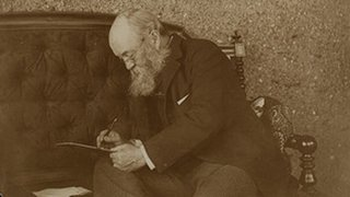 Frederick Law Olmsted, the man who made public parks an essential park of American life.