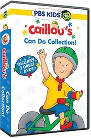 CAILLOU'S CAN DO COLLECTION!
