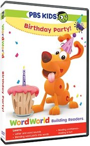 WORDWORLD: BIRTHDAY PARTY!