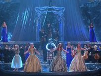Celtic Woman at Atlanta's Fox Theatre.