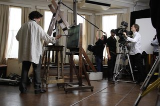 James McNeill Whistler & The Case for Beauty Behind the Scenes