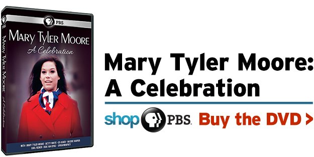 Shop PBS: Mary Tyler Moore: A Celebration (DVD)
