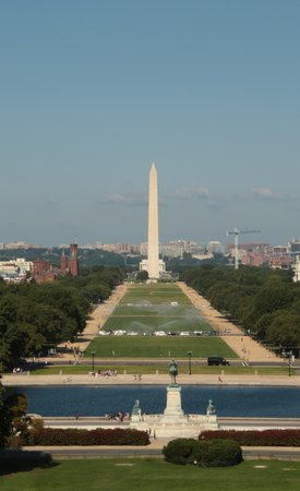 Washington Monument, National Mall – America's Front Yard