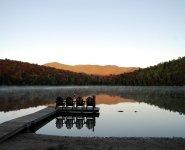 Heart Lake, the Adirondacks
