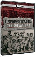 Shop PBS — Unforgettable: The Korean War (DVD)