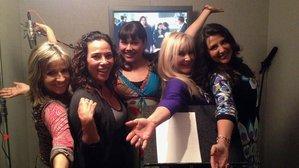 Gabriela del Carmen, Marabina Jaimes, Natasha Perez, Marcela Bordes and Ivette Gonzalez at CCI Digital for Now En Español.