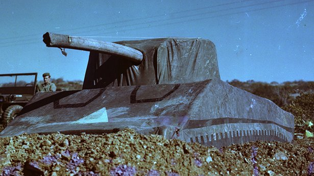 The Ghost Army was written and directed by Rick Beyer. Produced by Plate of Peas Productions.