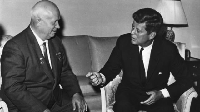 Cuban Missile Crisis - Three Men Go to War: Tuesday, September 2 @ 7:00pm