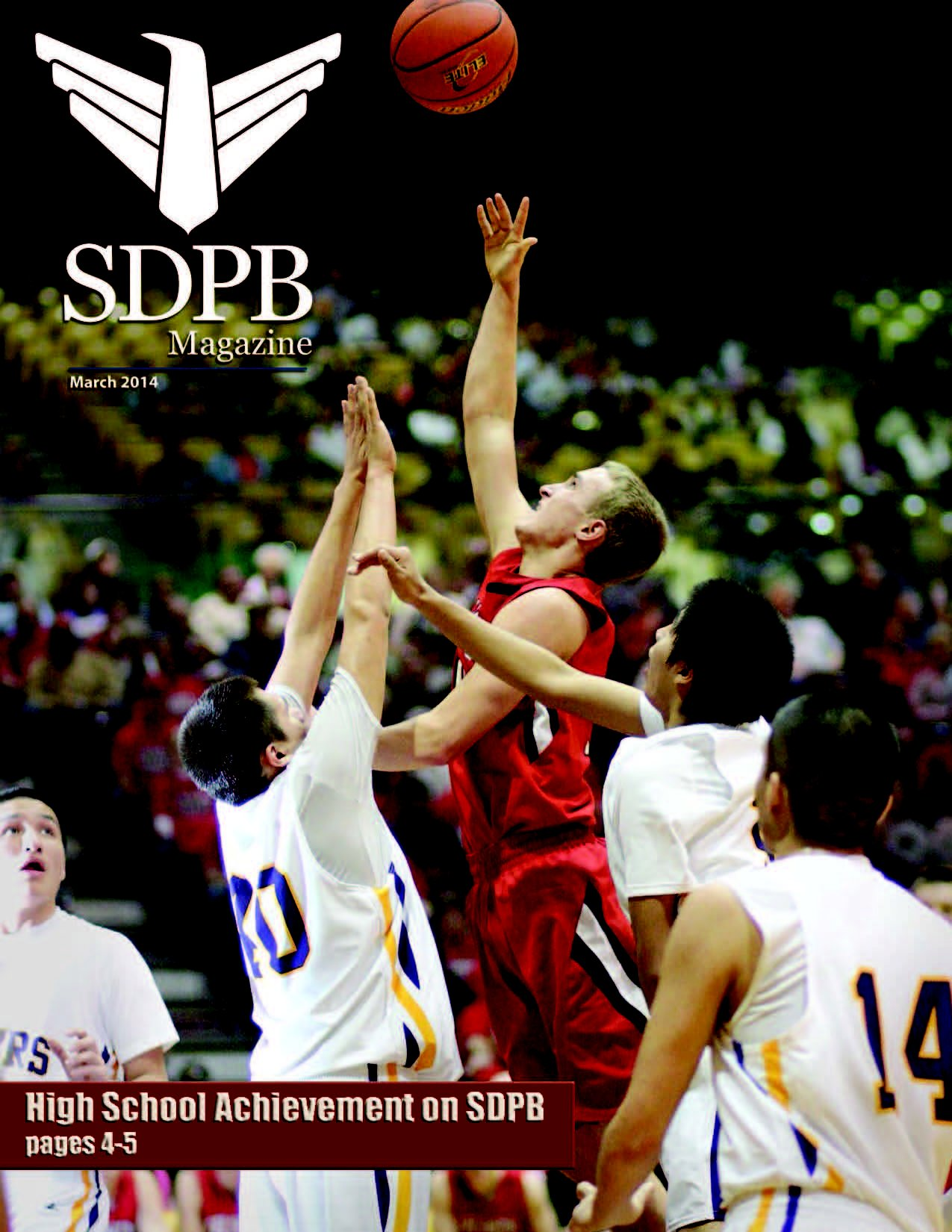 SDPB Magazine March Cover