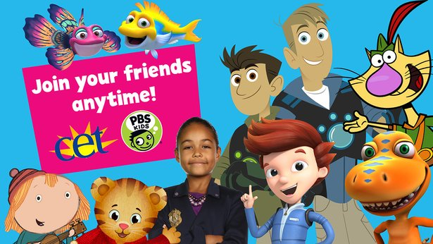 PBS Kids 24/7 Channel
