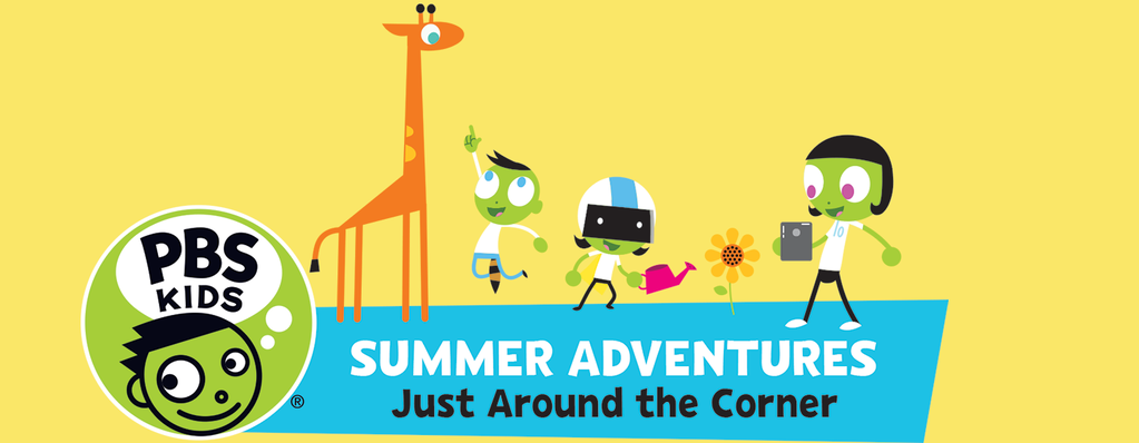 Summer Learning with PBS Kids