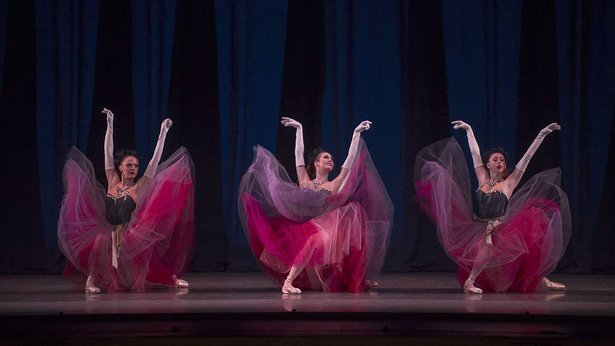 Great Performances: New York City Ballet in Paris