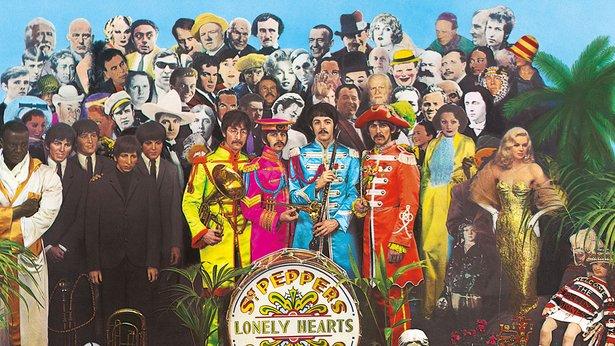Sgt. Pepper's Musical Revolution