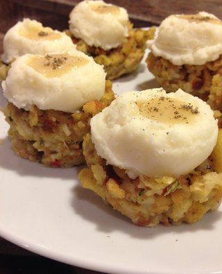 Stuffin Muffin shared by Sabrina Swee, Beresford.
