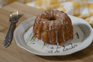 Honey Apple Cake.
