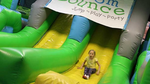 Clubhouse Event at Bloom Bounce
