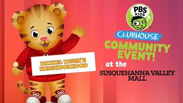 Children's Fair at the Susquehanna Valley Mall