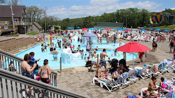 WVIA Summer Day at Montage Mountain Waterpark