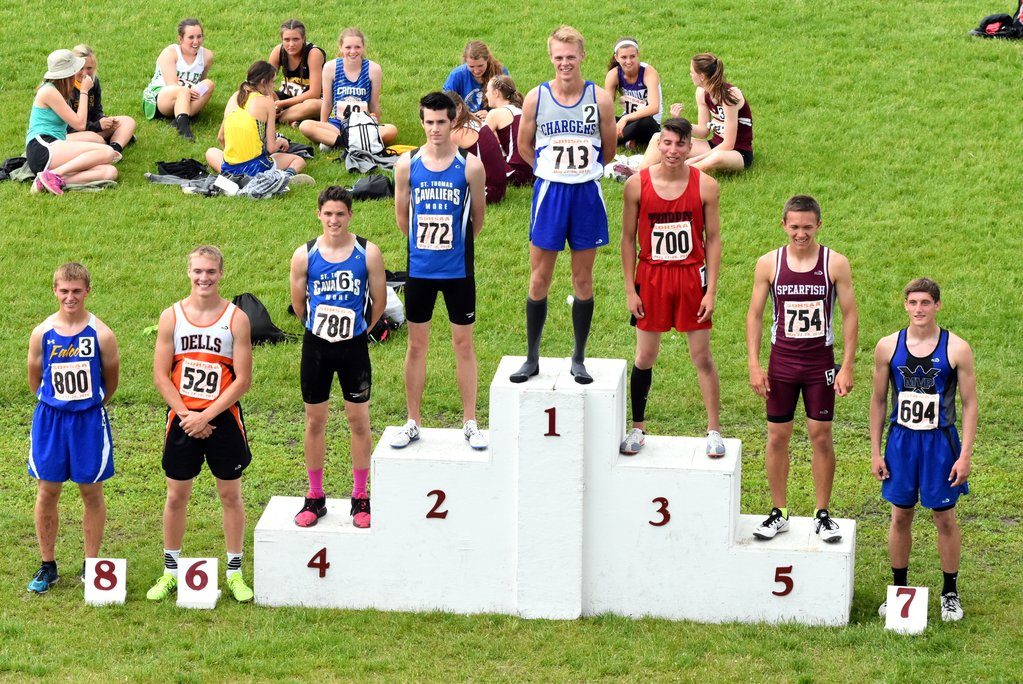 2016 Class A Boys 800m Run