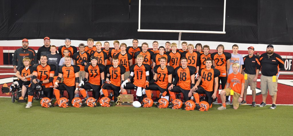 2015 Canistota High School Football Team