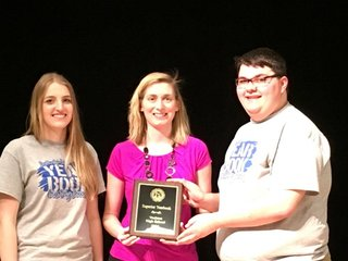 Top Superior Yearbook - Yankton High School