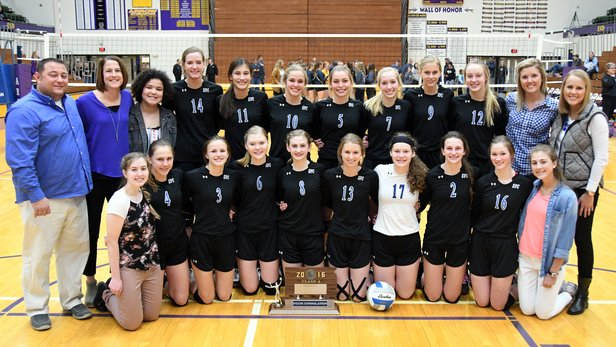 2016 Class A Volleyball 5th - SF Christian