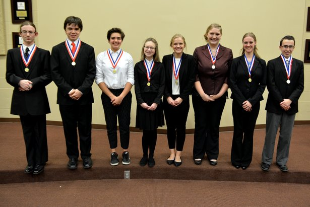 2016 SD Class A Oral Interp - Storytelling