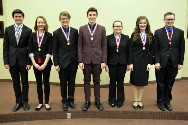 2016 Class AA Oral Interp - Humorous Reading