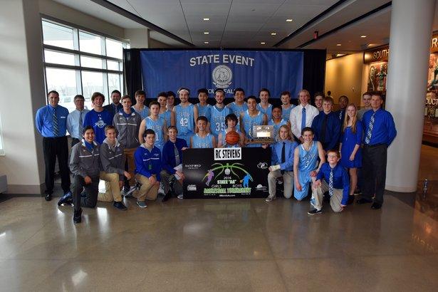 5th Place - Rapid City Stevens