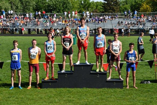 AA Boys 3200M Run