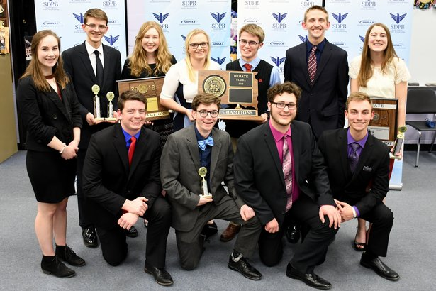 2018 Debate A 1st Spearfish