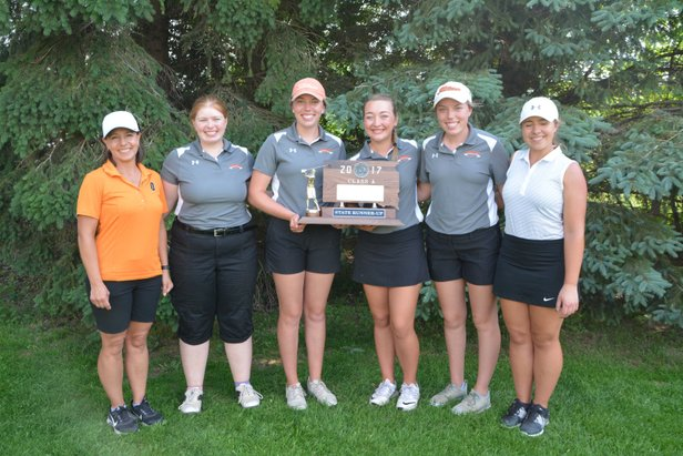 2017 Class A Girls Golf 2nd Place Lennox.JPG