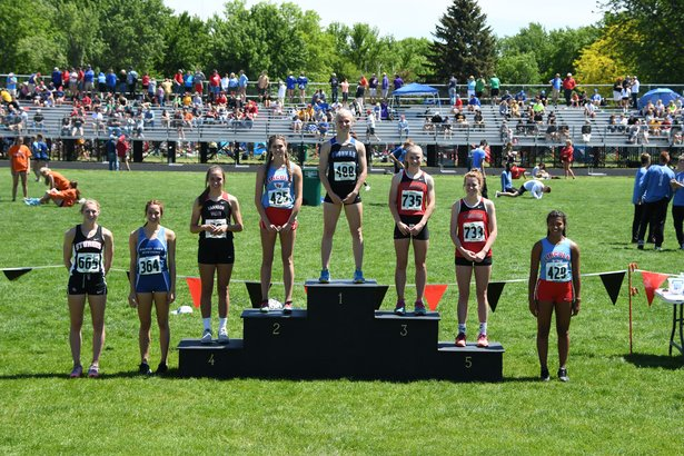 AA Girls Long Jump
