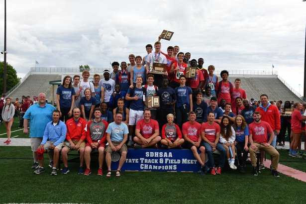 2017 AA Track - Boys Champs - SF Lincoln