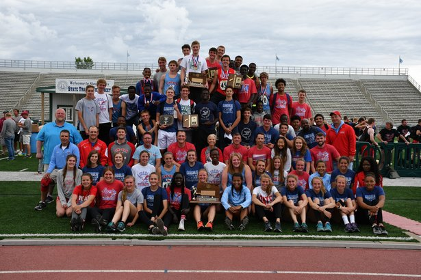 2017 AA Track - Combined Champs - SFLincoln