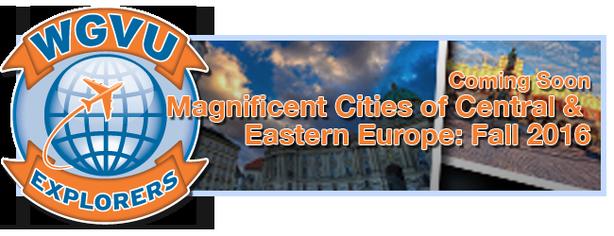 WGVU Explorers Europe Trip