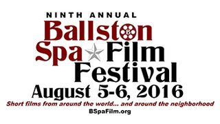 Ballston Spa Film Festival Logo